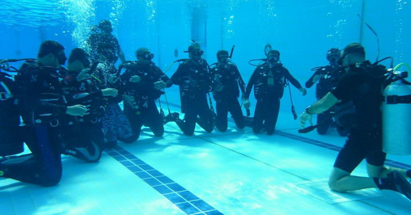 Diving Courses in Doha Qatar