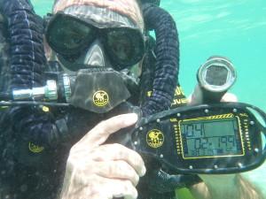 MK6 Rebreather diving
