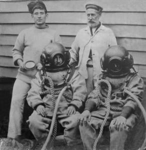 Scuba Diving History