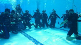 Diving Courses in Qatar