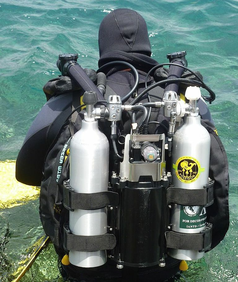 MK6 Rebreather Diving - Learn more about PADI MK6 ...